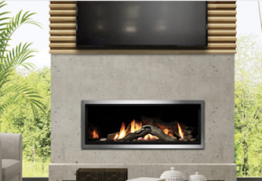 Serene 60 Gas Fireplace