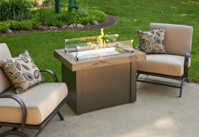 Providence firepit table