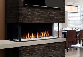 Enclave 60 Gas Fireplace