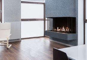 Galaxy 38 Gas Fireplace