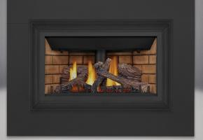 Smallest Fireplace Opening
