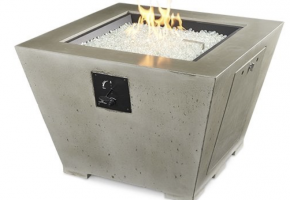 Cove Square Gas Fire Pit Bowl