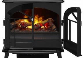 Stockbridge Opti-myst Stove