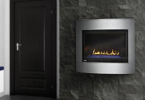 A hearth that sparkles with elegance