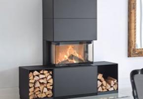 Contura Ri50 wood fireplace