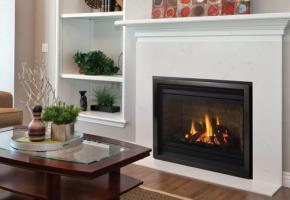 Regency Panorama Medium Gas Fireplace